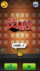 MiniEpic Mini Dodge Ninja Screenshot 1 1136X640
